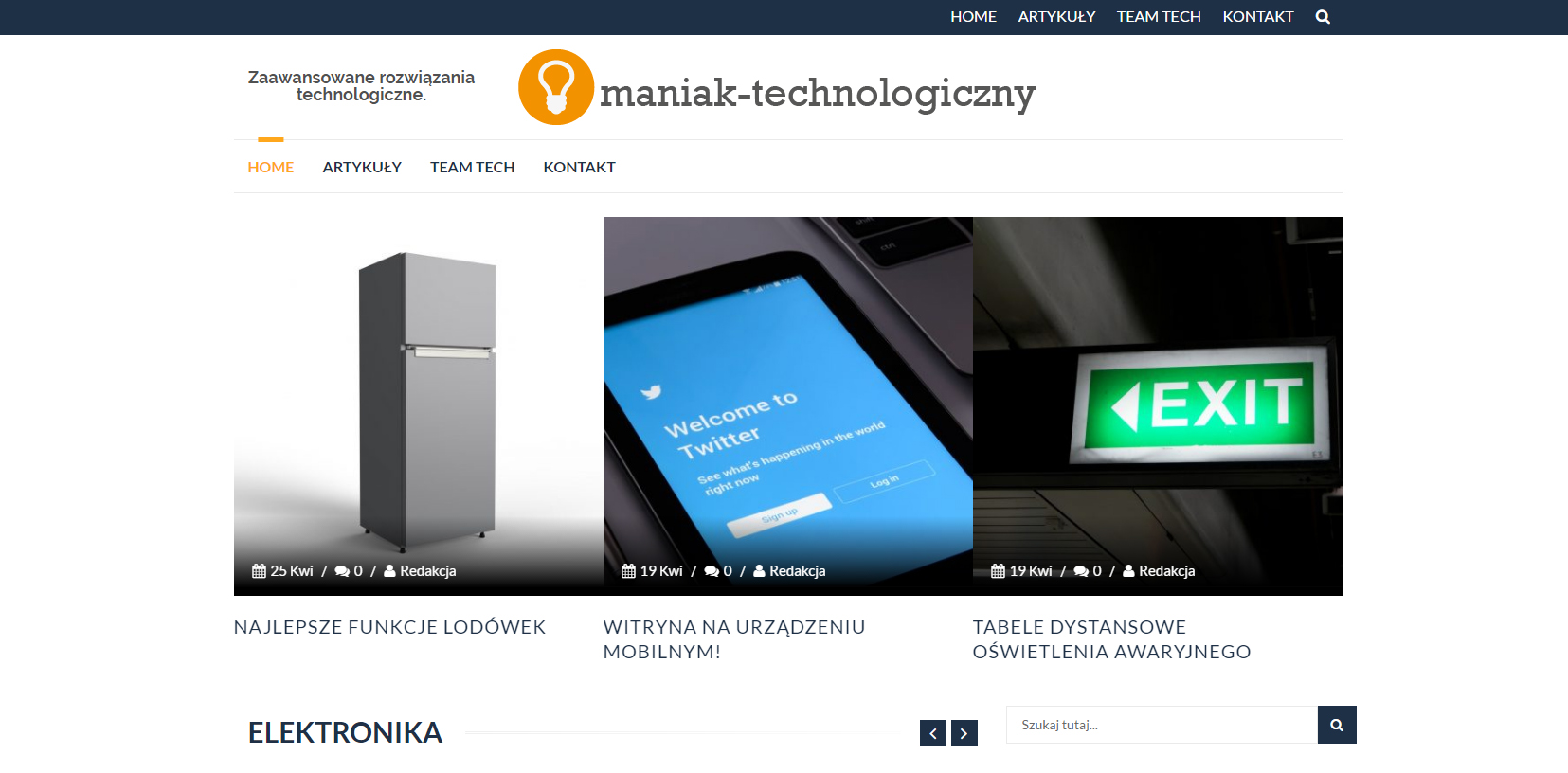 portal technologiczny