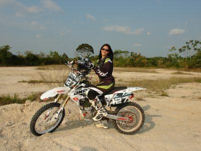 kurtki motocyklowe damskie