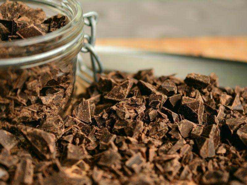 zdrowa polewa czekoladowa